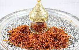 organic saffron spice